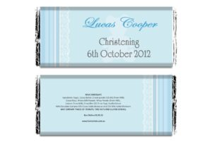 Personalised Chocolate Bar Wrappers
