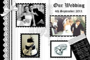 Wedding / Engagement Collage