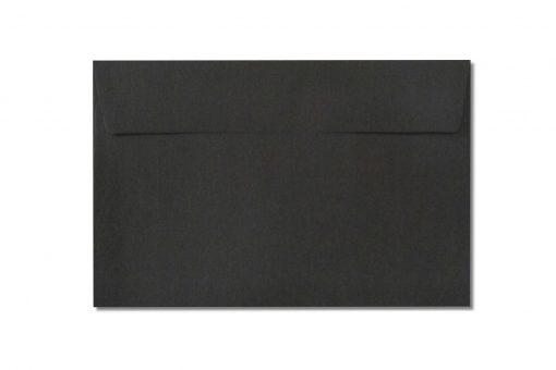 C6 black envelopes