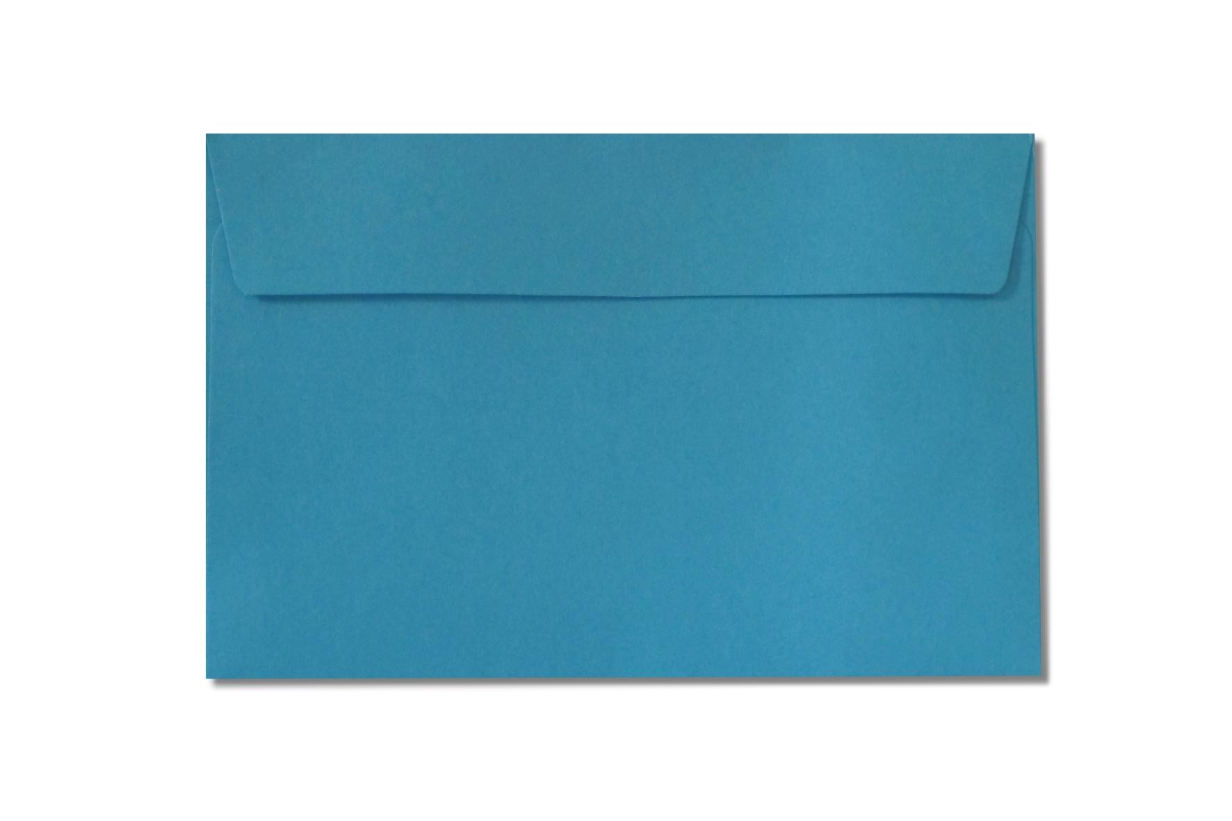 c6 blue envelopes
