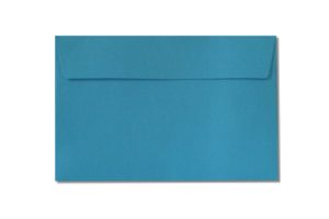 C6 blue envelopes