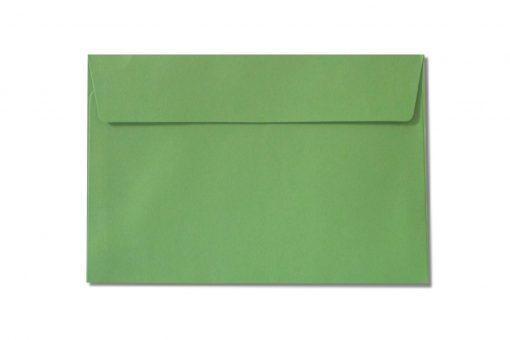 c6 green envelopes