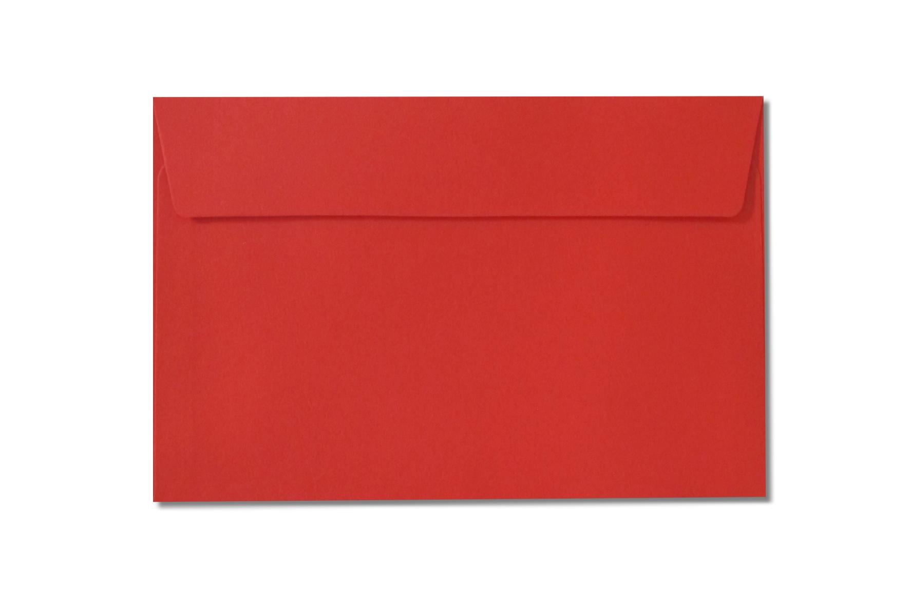 c6 red envelopes