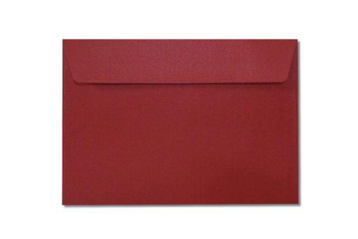 C6 red metallic envelopes
