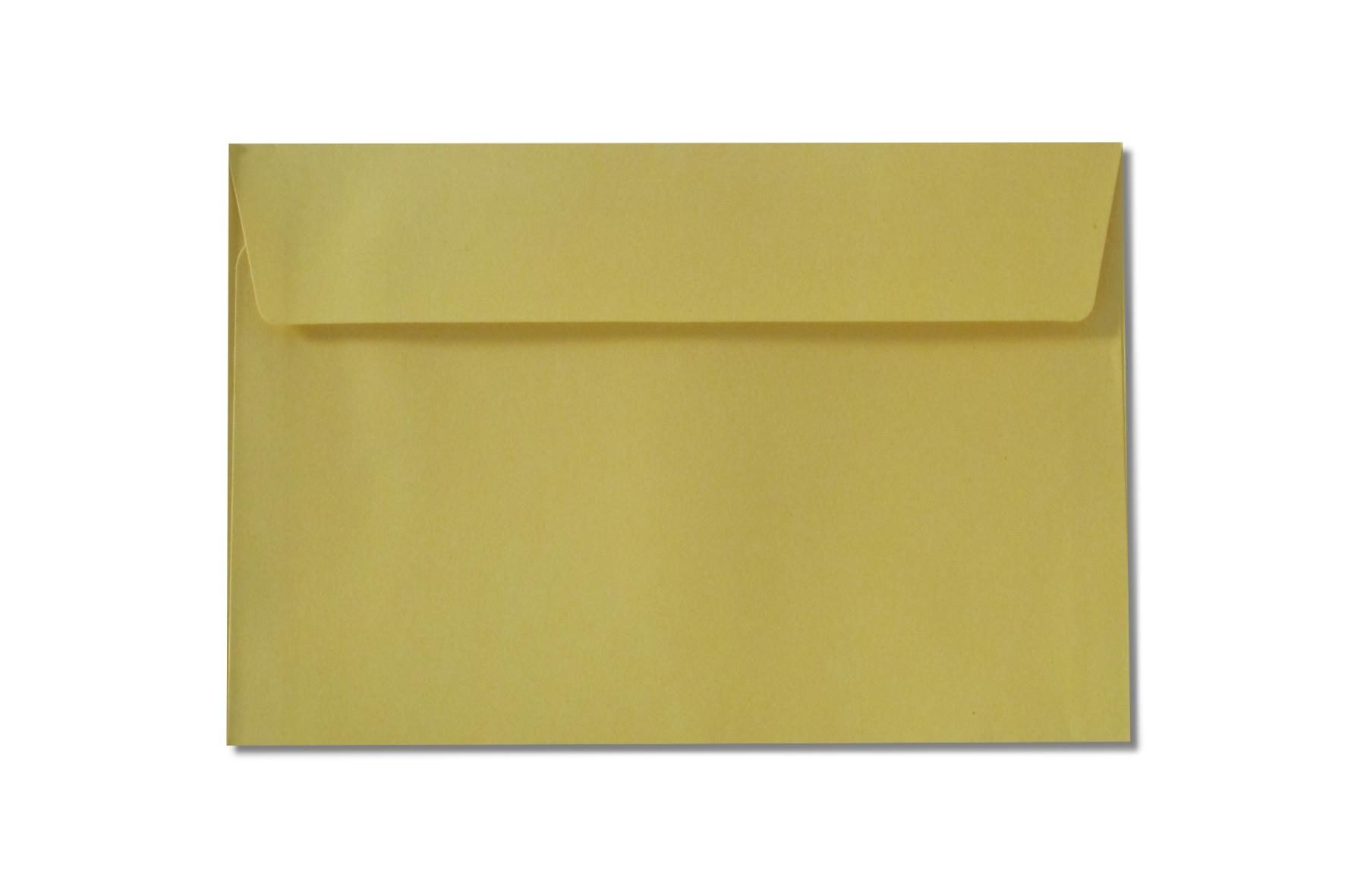 c6 yellow envelopes