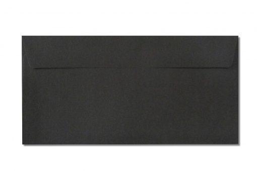 DL black envelopes