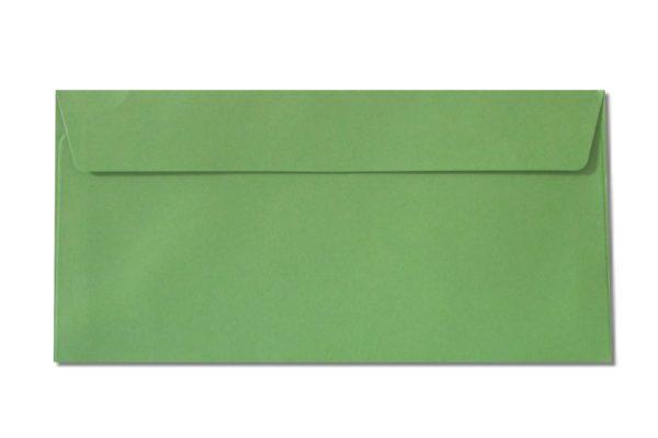 DL green envelopes