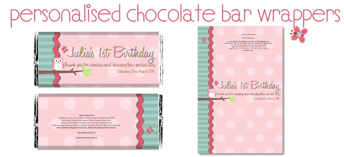 chocolate bar ONLY $2.00