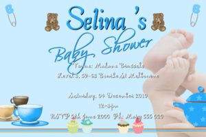 BB7 (Baby Shower Invitations)