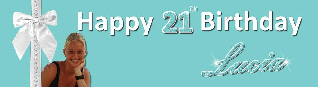 21st banner