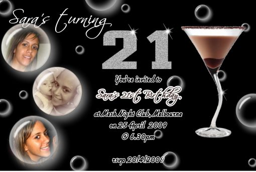 cocktail invitations