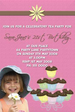 Cupcake Invitations 02