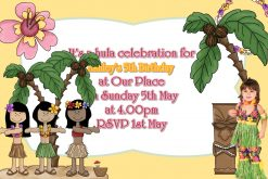 Luao Invitation