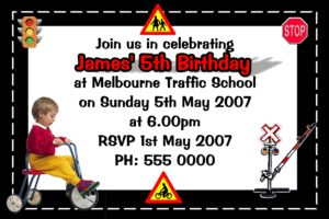 Traffic Invitations