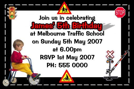 Traffic Invitations