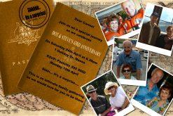 travel invitations