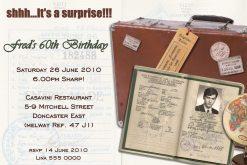 travel invitations 01