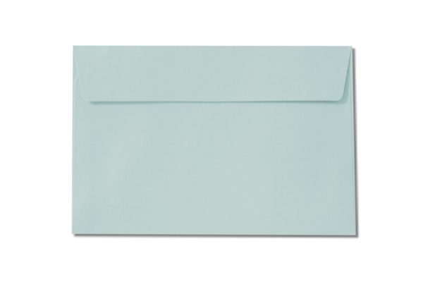 c6 baby blue envelopes