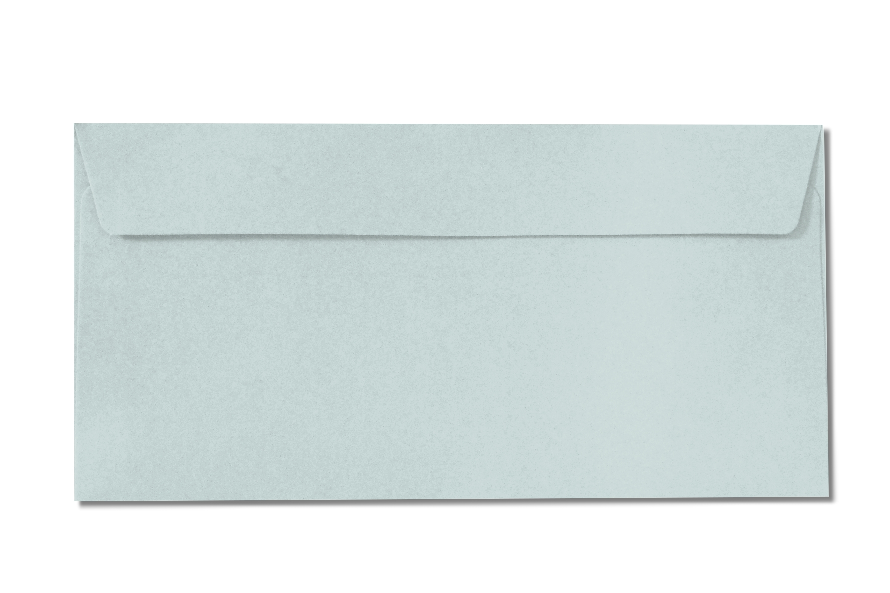 DL pale blue envelopes