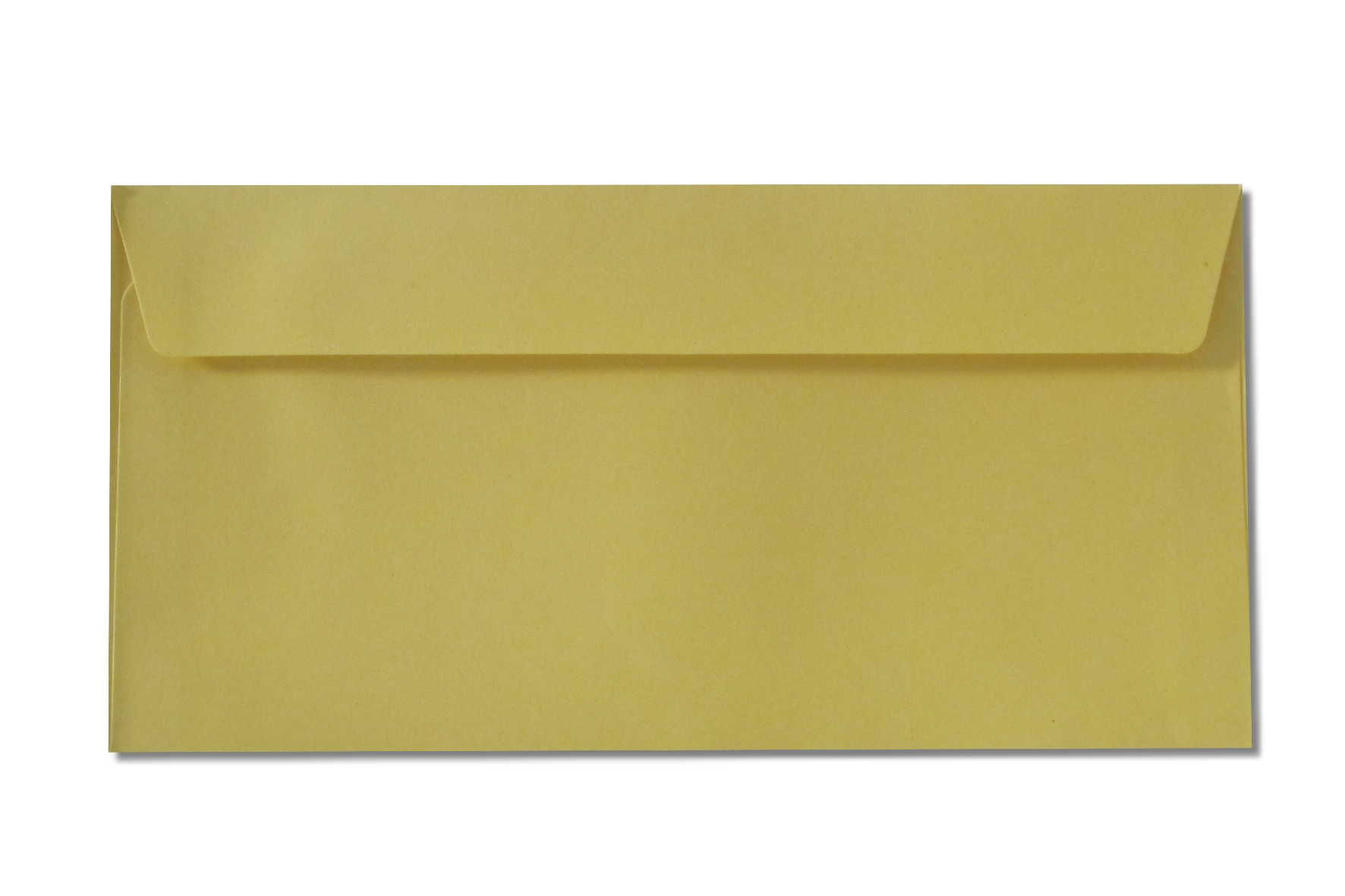 DL yellow envelopes