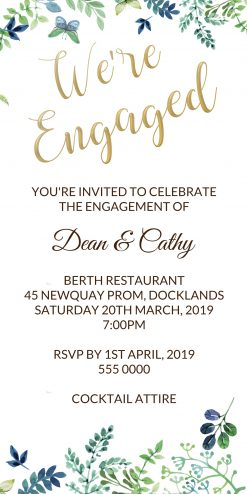 Wedding / Engagement Collage